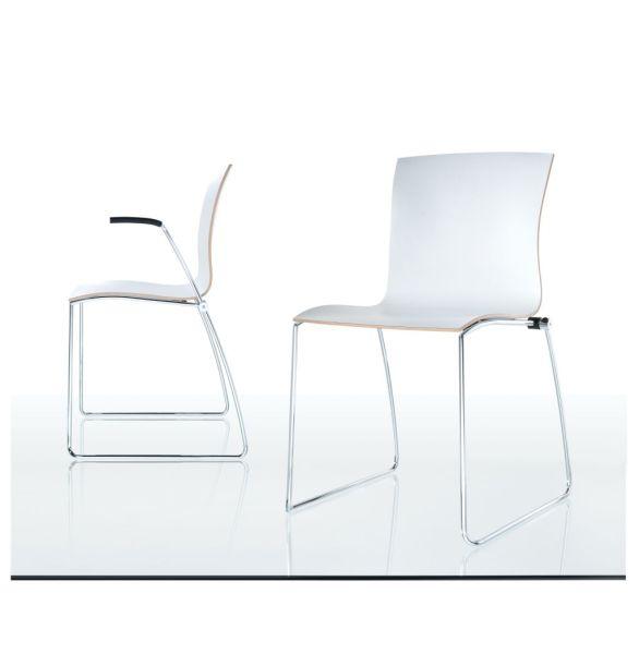 Stühle weiß