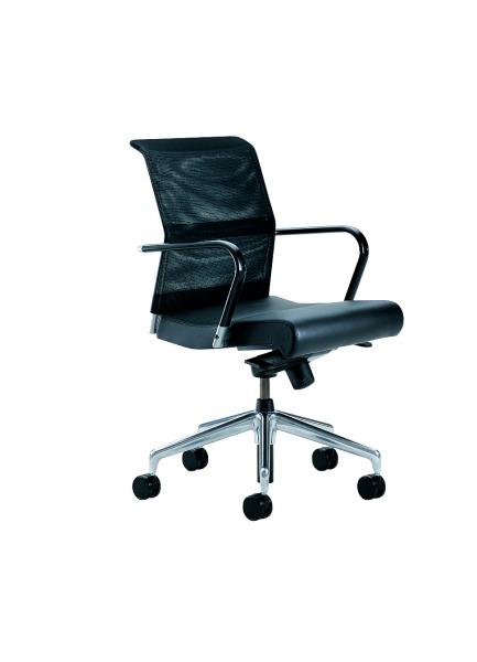 Bürostuhl mit Rollen